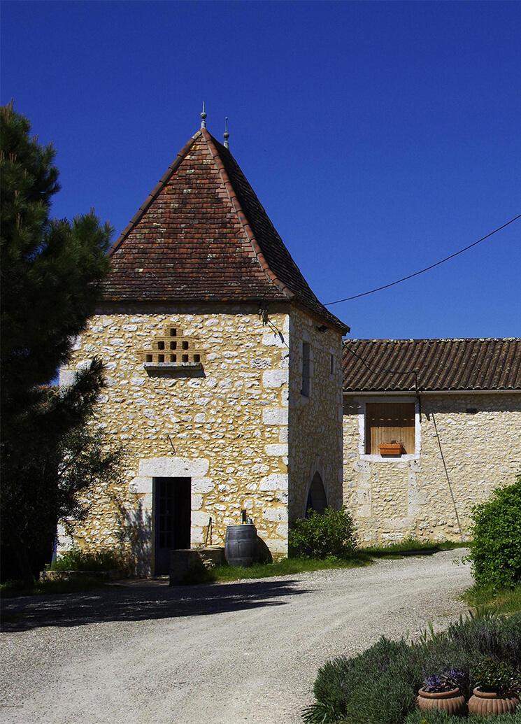 origines Château tour des gendres bergerac